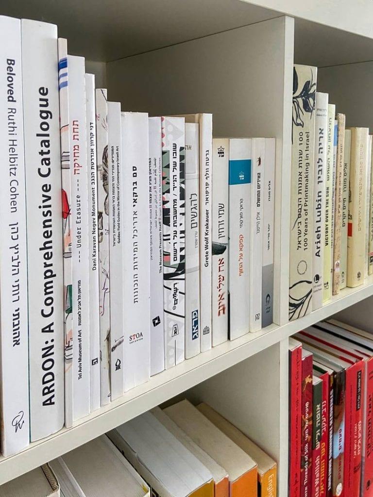 סידור ספרייה בדרך מושלמת פשוטה ויעילה