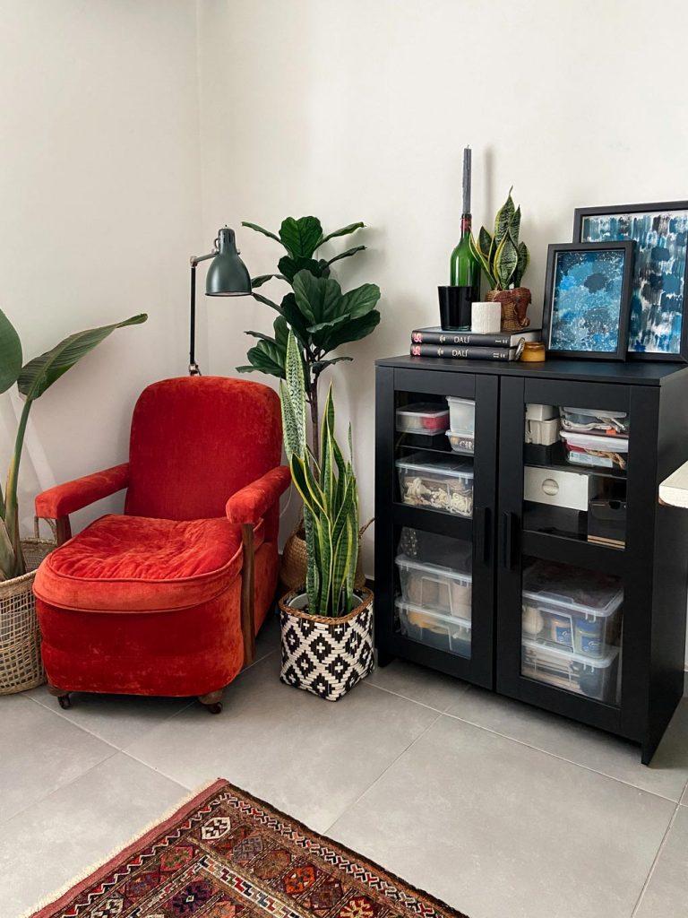חדר עבודה בבית: כך עיצבתי את החלל שלי