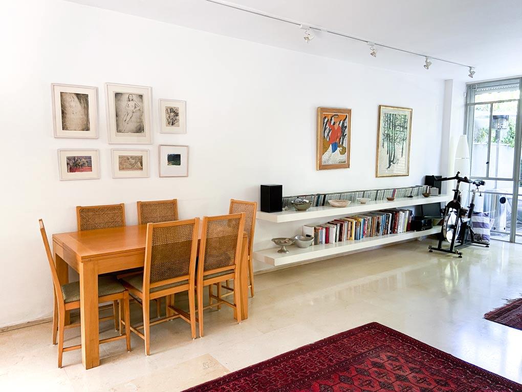 בית בסגנון וינטאג׳ מודרני