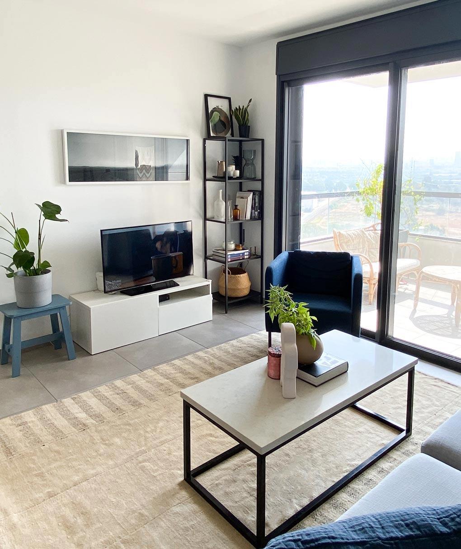 עיצוב הסלון שלנו כל הפרטים והסיפור המלא