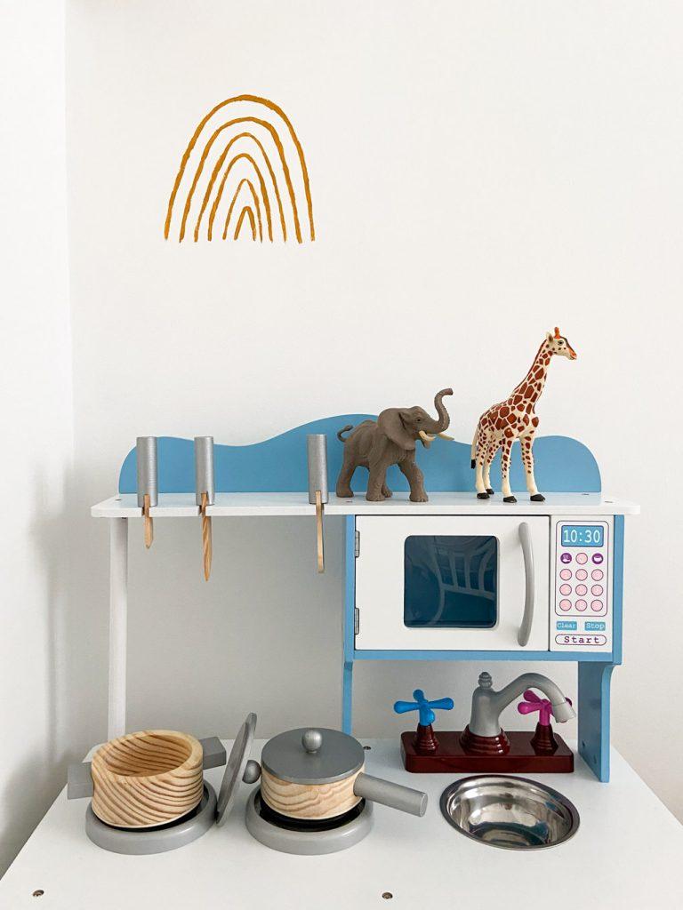 עיצוב חדר ילדים לגיל שנתיים