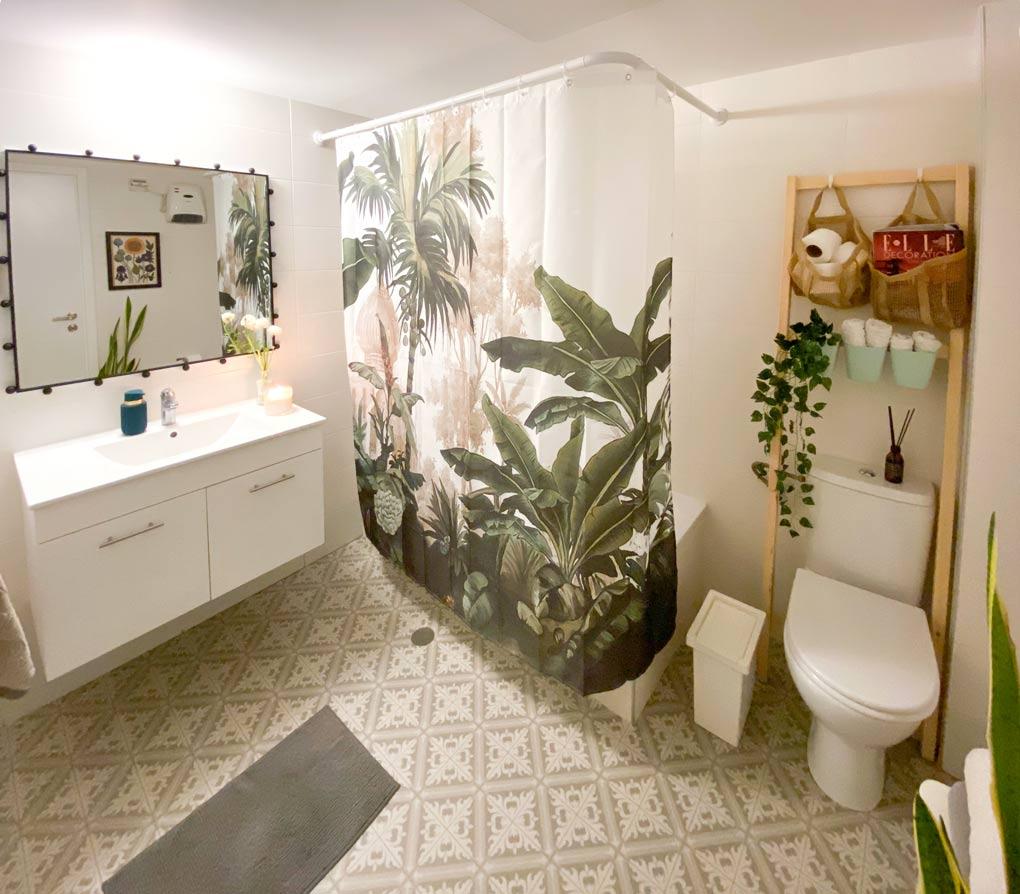 חדר האמבטיה אחרי המהפך