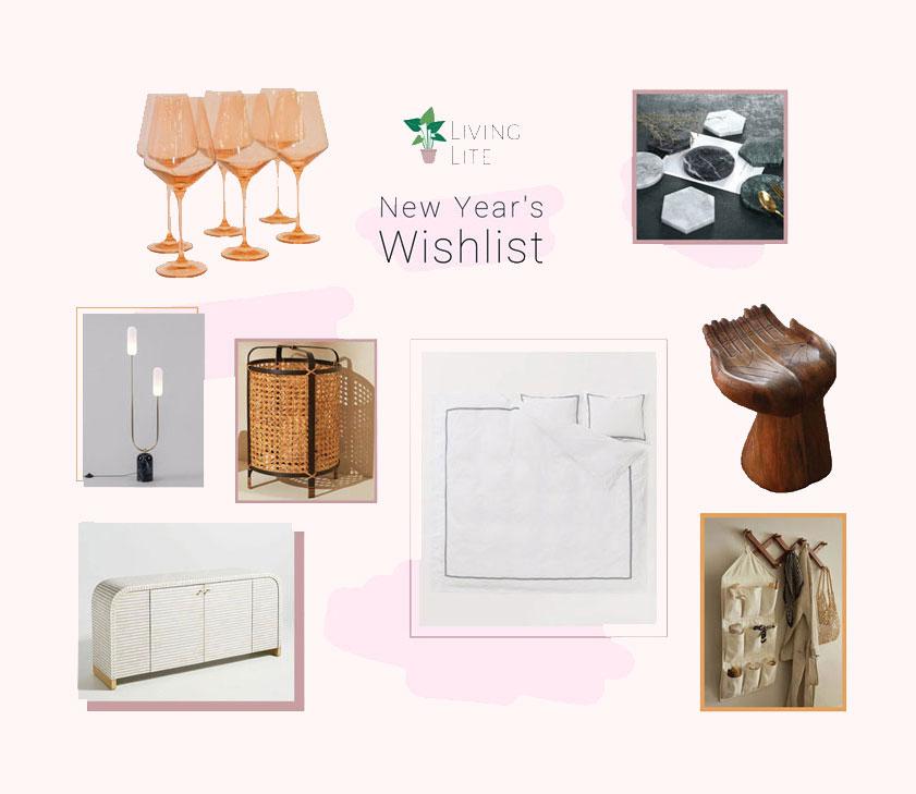 My New Year's Wishlist: רשימת המוצרים שהכי הייתי שמחה להזמין עכשיו
