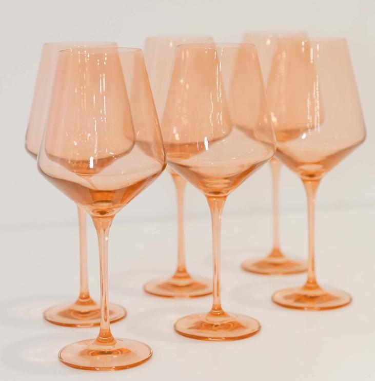 כוסות יין לשנה החדשה